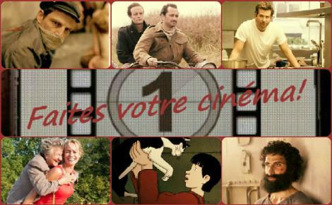 Faites votre cinéma! Semaine du 4 au 10 novembre