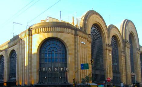 Centre commercial Abasto à Buenos Aires. Photo (c) Marie-Rachel Aparis