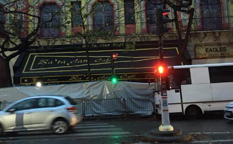 Le Bataclan, une des cibles de terroristes. Photo (c) JCM