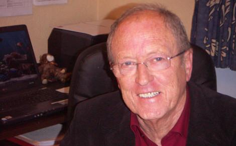 René Oury est président des Restos du Coeur de Moselle Ouest. De son siège à Augny, il s'occupe de 20 centres d'accueil. Photo (c) DR.