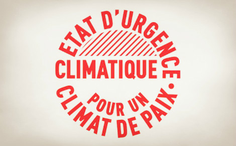 Etat d'urgence climatique. Cliquez ici pour accéder au site de Coalition Climat 21