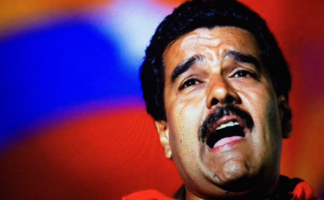 Le président venezuélien Nicolas Maduro aujourd'hui dans la tourmente suite aux dernières législatives. Photo (c) Jose Carneiro via Flickr
