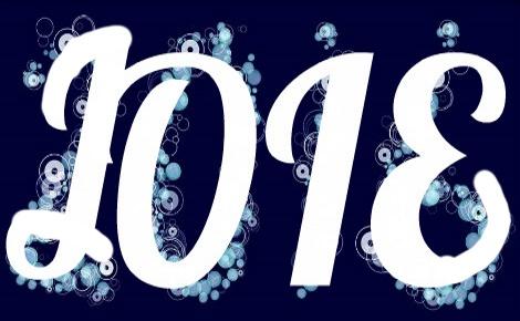 2016 = JOIE. Illustration libre de droits