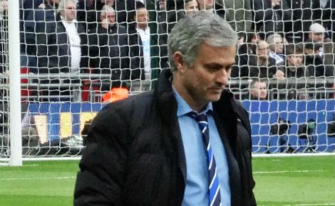 Avec la League Cup, José Mourinho remporte son premier titre depuis son retour à Chelsea. Photo (c) Chelseadebs
