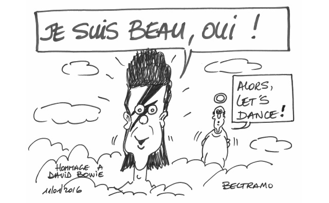 Dessin (c) Jean-Jacques Beltramo / Podcast Journal