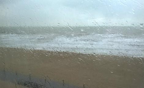 Très vite cela tourne en tempête. Photo (c) R.G.