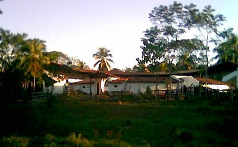 Hacienda Napoles, l'une des résidences de Pablo Escobar. Photo (c) Pascaweb