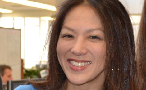 Amy Chua, Tiger Mom. Photo (c) Qalandariyya