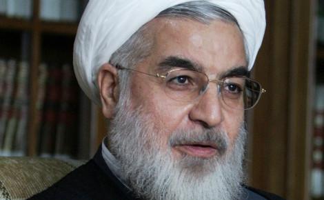 Hassan Rohani. Photo (c) Mojtaba Salimi