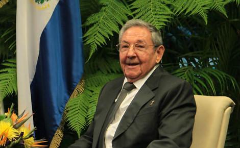 Raul Castro. Image du domaine public.