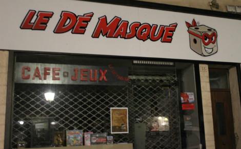 Le Dé Masqué est une référence pour faire des soirées jeux à Dijon. Photo (c) Sarah Belnez.