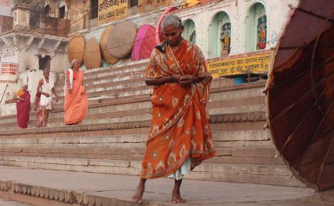 Varanasi (c) Laetitia Fromenteau