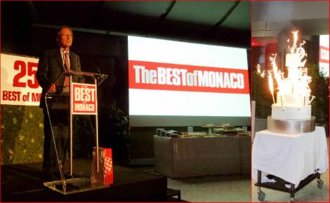 25e anniversiare du Best of Monaco, édité par Épi. Photo (c) Eva Esztergar