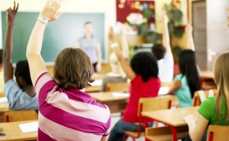 Environ 90 élèves migennois fréquentent les cours d'ELCO. Image du domaine public.