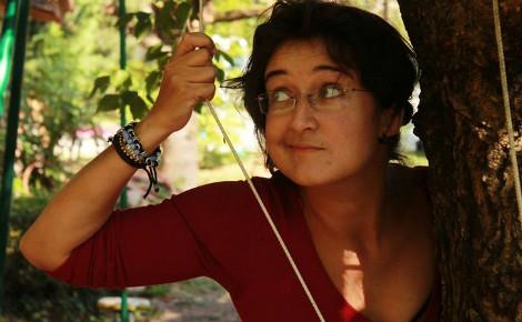 Léah Touitou, scénariste et illustratrice de bandes dessinées. Photo (c) Léah Touitou