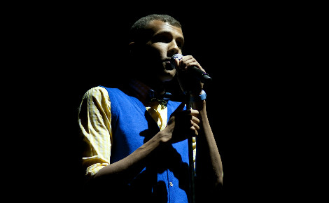 Stromae au Brussels Summer Festival. Photo (c) Eddy Berthier