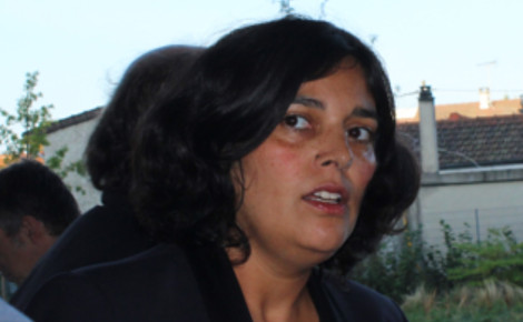 Myriam El Khomri, ministre du travail. Photo (c) Chris93.