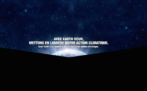 (c) Earth Hour