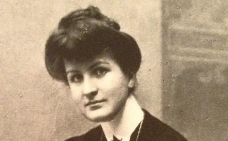 Anna Mahler. Image du domaine public