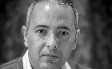 Kamel Daoud. Photo © Claude Truong-Ngoc