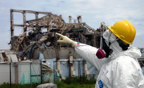 Photo (c) Greg Webb / IAEA