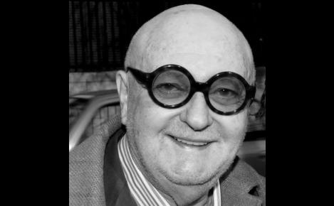 Jean-Pierre Coffe. Photo originale (c) Georges Biard