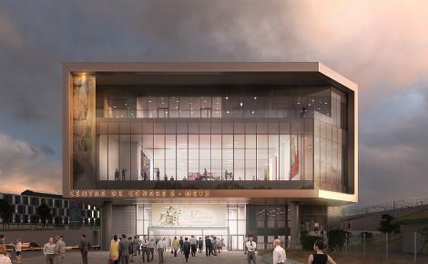 Cliquez ici pour accéder au site officiel du futur centre