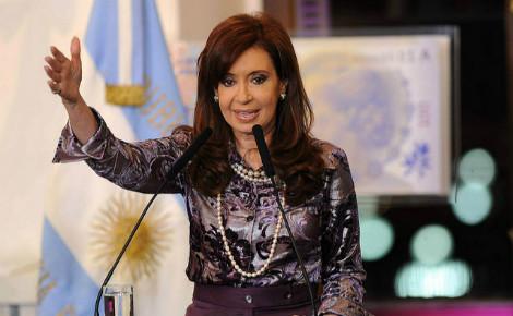 Cristina Kirchner à nouveau au centre d'un scandal politico-financier. Photo (c) Presidencia de la nacion.