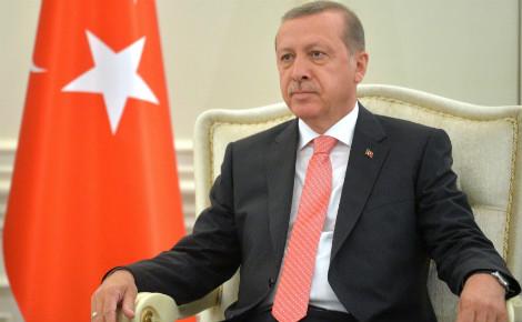 Recep Tayyip Erdoğan est à la tête de l'Etat turc depuis 2003. Image du domaine public.