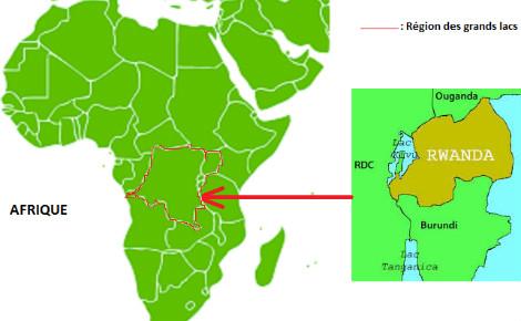 La RDC, le Rwanda, le Burundi et l'Ouganda au coeur de l'Afrique mais en retard en démocratie