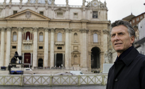 Le président argentin n'a pas la majorité au Parlement et usera probablement de son droit de veto. Photo: (c) Marcelo Baiardi