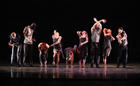 La danse est un moyen de s'évader dans une région où les conflits sont nombreux. Photo (c) Giordano Dance Chicago.