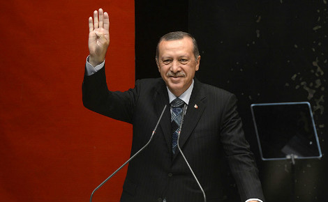 Recep Tayyip Erdogan. Image du domaine public.