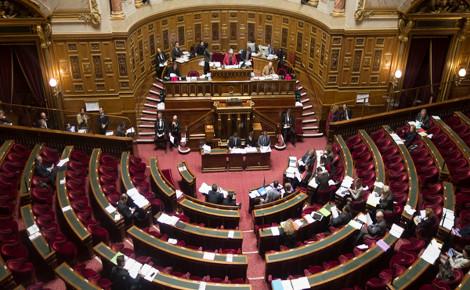 Sénat, Palais du Luxembourg. Photo (c) Jacques Paquier.