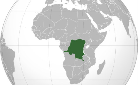 République démocratique du Congo. (c) Connormah