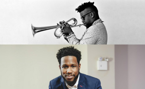 Christian Scott (en haut) et Cory Henry (en bas). Photo courtoisie (c) Jazz à Sète