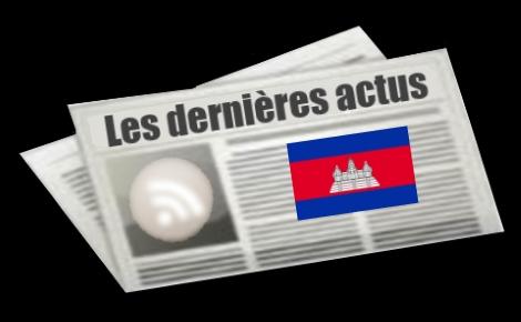 Les dernières actus de Cambodge