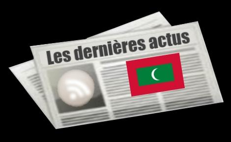 Les dernières actus des Maldives