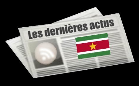 Les dernières actus du Suriname