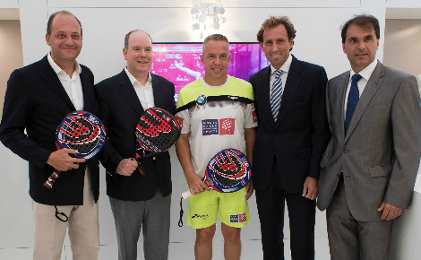 Photo courtoisie (c) Monte-Carlo Padel Master