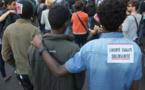 Deux militants des collectifs parisiens d'aide aux exilés placés en garde à vue