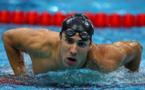 Michael Phelps, le tour d'honneur d'une légende