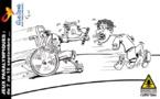 Jeux Paralympiques 2016: le relais
