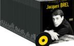 """Jacques Brel pour inaugurer la collection des """"Géants de la chanson"""""""
