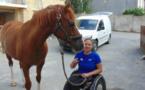 Rencontre avec la cavalière rethéloise qui sera aux J.P. de Rio