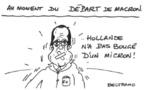 Les déboires de Hollande avec l'économie