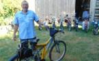 """Un vélo à moteur """"fait maison"""""""