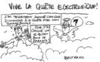 Quête électronique
