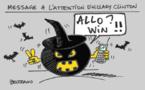 Halloween - allo win!