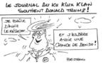 Trump embêté